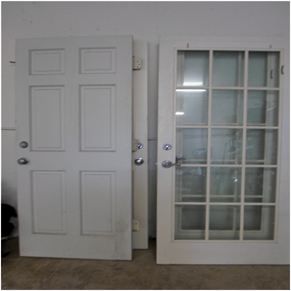 Products for sale check our facebook page daily for Exterior home doors for sale